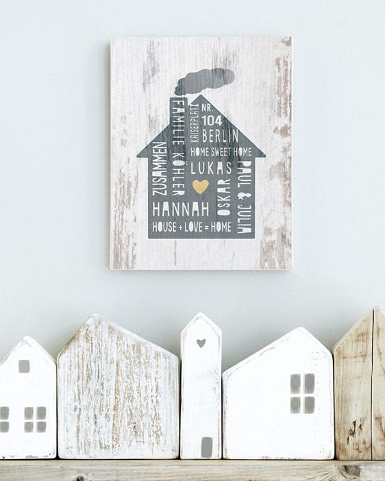 DIY Holzdruck mit Printcandy designs | Printcandy