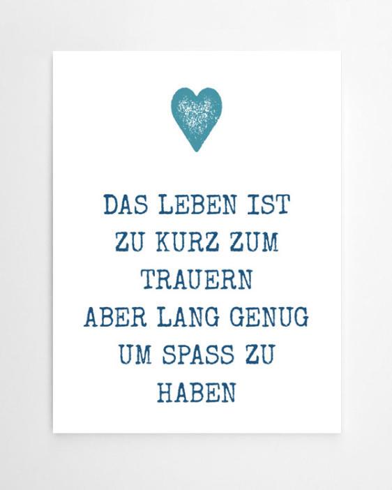 Text mit Herz Poster - Personalisierter Text-Prints und Quote Poster online selber selber gestalten bei Printcandy