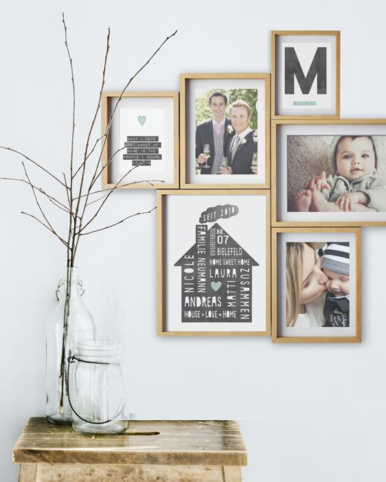 Passende Rahmen für Printcandy Poster