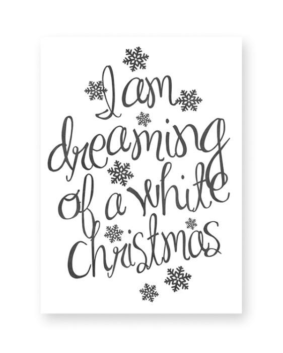 Weihnachtsmotive Schwarz Weiß Ausdrucken.Poster Set Weihnachten Hippe Weihnachtsdeko Für Dein Zu Hause