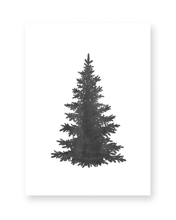 poster set weihnachten hippe weihnachtsdeko f r dein zu. Black Bedroom Furniture Sets. Home Design Ideas