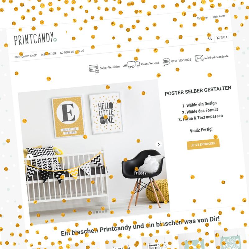 Blogbeitrag zur Eröffnung unseres Onlineshops