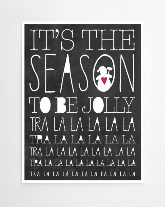Dein Fineart Print zu Weihnachten personalisiere es hier bei Printcandy