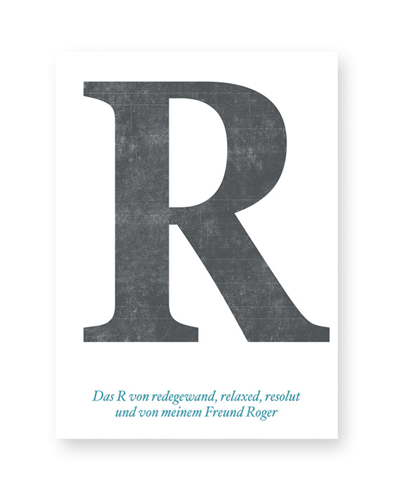 Typografie Print mit Buchstaben online selber gestalten bei Printcandy