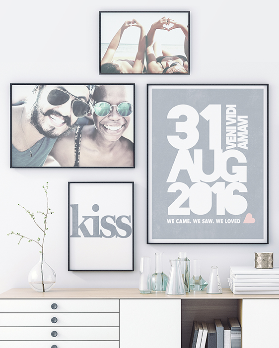 Love Print personalisiert mit eigenem Text-Printcandy