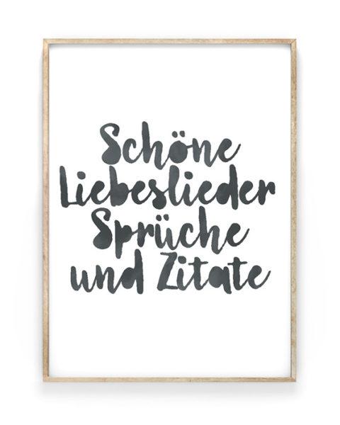 Sprüche Poster mit eigenem Text