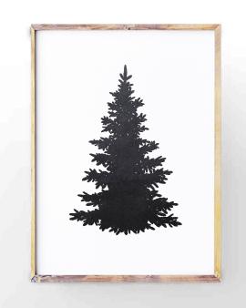 Weihnachts-Poster